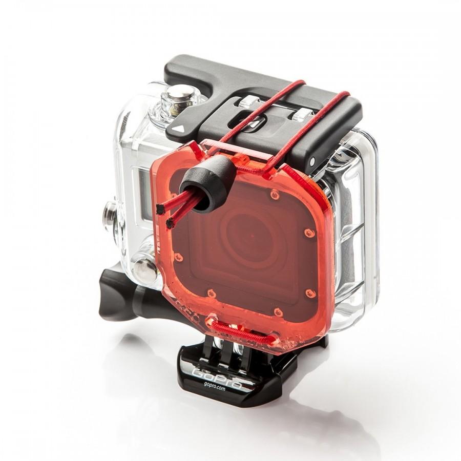 MadMan red filter pro GoPro 3