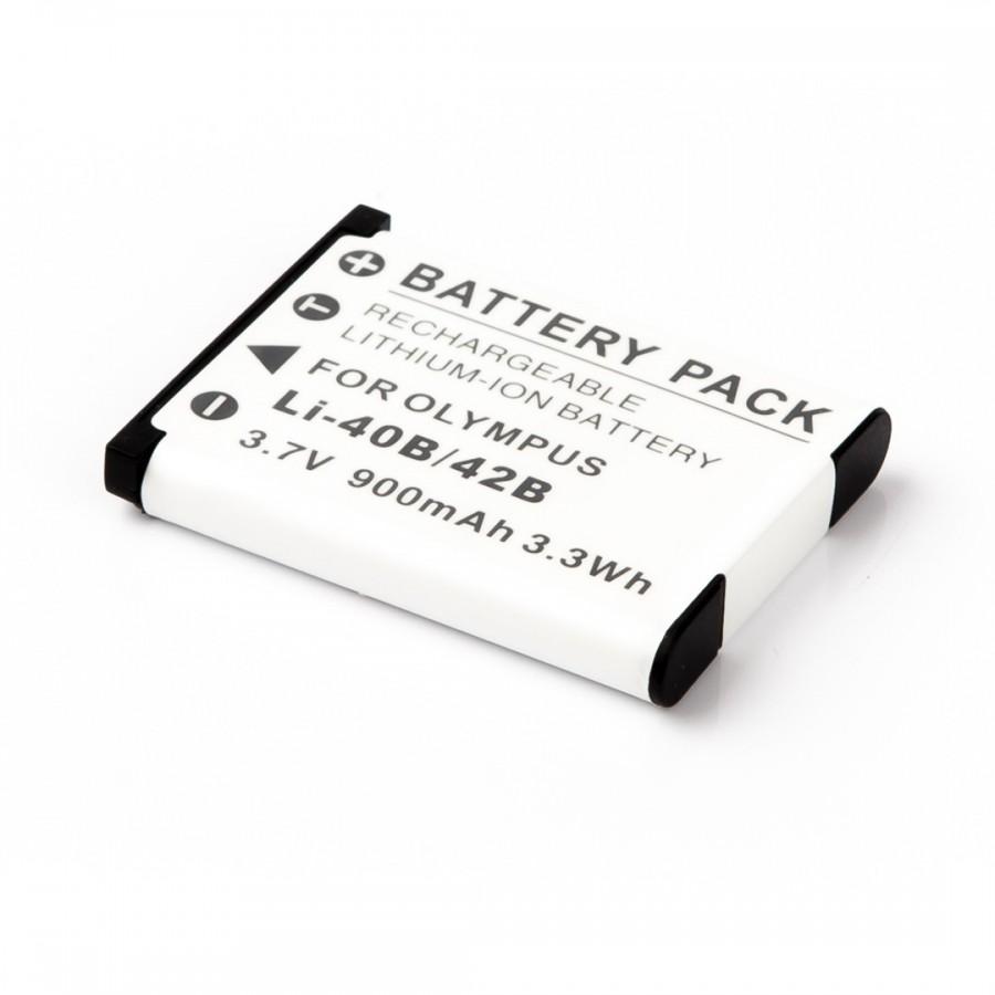 MadMan Baterie pro Olympus LI-40B